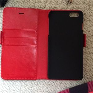 Other - Wallet phone case for iPhone 6 Plus!!